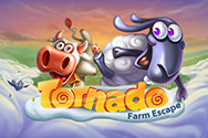 500 Free Spins in the newest NetEnt game Tornado: Farm Escape