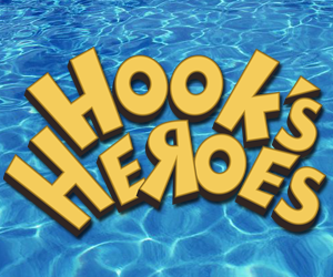 Get 100 Free Spins on Hook's Heroes