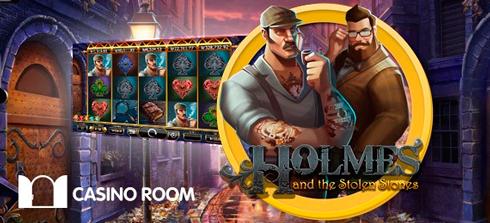 Casino Room - Holmes Tournament