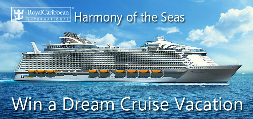 Win an all-inclusive 7-night Mediterranean Cruise!