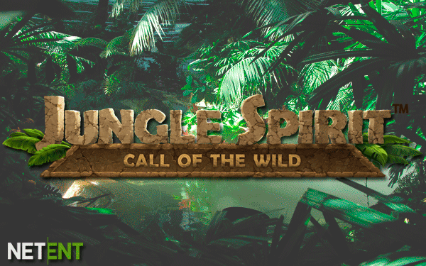 "21 Free Spins in a new NetEnt game: ""Jungle Spirit"""