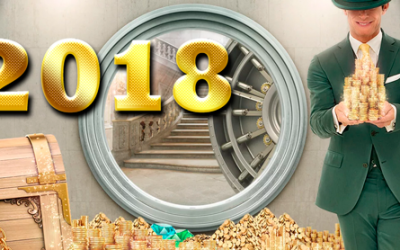 Gratis penger i 2018 - Vinn € 1,000 i kontanter hver uke i et helt år!