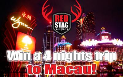 Vinn en luksus ferie i Macau!