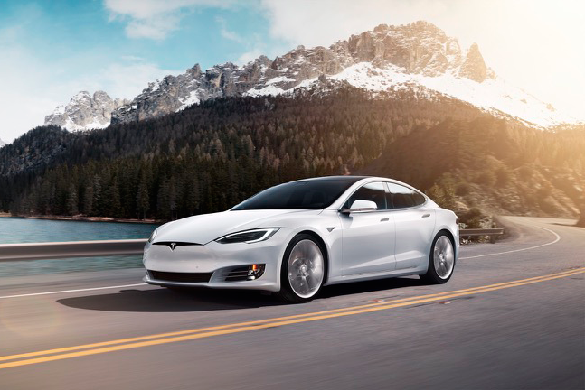 Win a Tesla supercar worth over €100,000