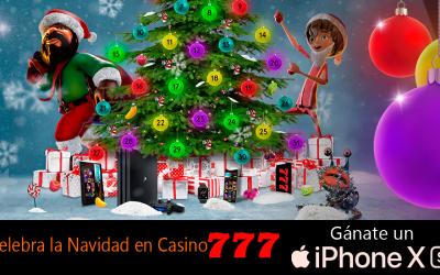 Σχεδιάστε ένα iPhone XS esta Navidad