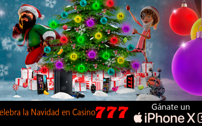 Gánate un iPhone XS esta Navidad